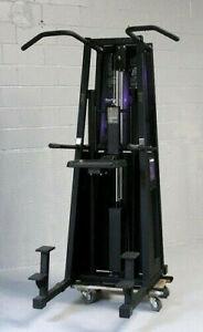Stairmaster Gravitron 2000 Klimmzug & Dip Fitness Gerät - Profi Studioqualität!