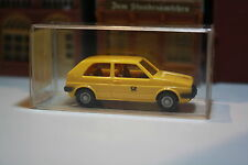 VW Golf der Post in OVP  (Wiking/BB,X/D 47-48,278