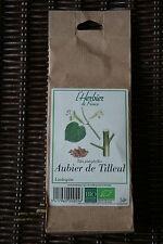 Tisane Bio Aubier de Tilleul, Antirhumatism/Drainage, 50g – L'HERBIER de FRANCE