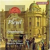 Pleyel: Symphony In C/Symphony In G/Symphony In D, London Mozart Players, Very G