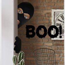 Scary Halloween Utilería Decoraciones Antirrobo-Scary Peeper fiel a la vida burgler
