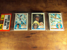 1983 Topps Rack Pack NM+ #490 Jim Palmer Orioles Showing On TOP #83 Sandberg???