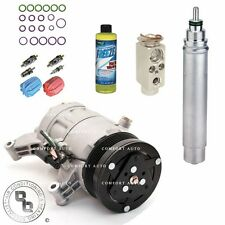 New AC A/C Compressor KIT Fits: 2002 - 2006 Mini Cooper L4 1.6L 1 Year Warranty