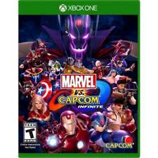 Marvel vs. Capcom Infinite  (Xbox One, XB1) Brand New