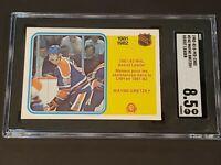 1982 O-Pee-Chee Assist Leader #240 Wayne Gretzky SGC 8.5 Newly Graded PSA ??