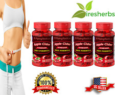 APPLE CIDER VINEGAR 850MG + B12 WEIGHT LOSS METABOLIC DIET SUPPLEMENT 336 CAPS