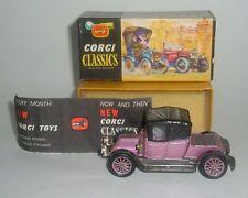 Corgi Classic Toys No. 9031, 1910 Renault, - Superb