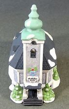 Department 56 1991 Alpine Village Series St Nikolaus Kirche Euc