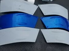 02-03 Subaru Impreza WRX Fiberglass Prodrive Fog Light Covers