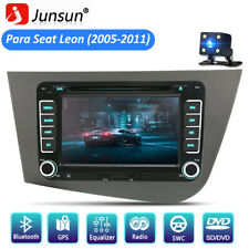 7''Autoradio Para Seat Leon 2 MK2 2011 RDS CD GPS Navegador DVD con Europe Map