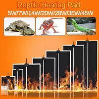 Cold Winter Pet Dog Cat Reptile Safe Heated heater Warmer Pad Mat