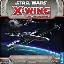 Star Wars X-Wing - Gioco da tavolo Base Miniature Giochi Uniti italiano
