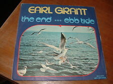 """EARL GRANT """"THE END-EBB TIDE """" ITALY'75"""