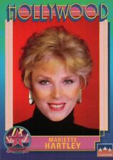 Mariette Hartley Actress Hollywood Star Walk of Fame Trading Card - NOT Postcard