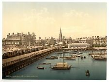 9 Victorian Views Pictures Lowestoft Pier Lighthouse Harbour St Margarets Photos