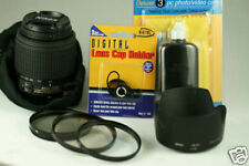 Nikon 55-200mm LENS KIT 55200 DX D3100 D5100 D7000 D90 D80 D300S Auto Focus  NEW
