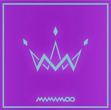 K-POP MAMAMOO 5th Mini Album [PURPLE] A Ver. CD+82p Photobook+Photocard Sealed