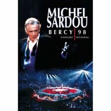 "DVD ""Michel Sardou Bercy 98 : Concert Intégral""     NEUF SOUS BLISTER"