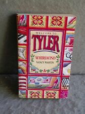 WELCOME TO TYLER WHIRLWIND Nancy Martin 1992 Paperback COMMUNITY Romance