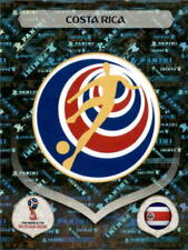 Panini coupe du monde 2018 World Cup Russia-Sticker 392-Costa Rica-Emblème-Costa Rica