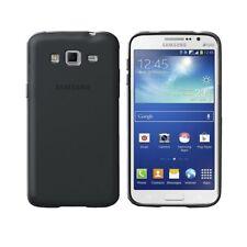 Cover per Samsung Galaxy Grand 2, in silicone TPU trasparente Nero