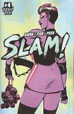 Slam #4 VF 2017 Stock Image