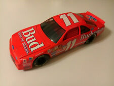 ERTL 1993 BILL ELLIOTT #11 BUDWEISER KING OF BEERS FORD THUNDERBIRD NASCAR 1:18