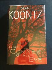 From The Corner of his Eye by Dean Koontz - HC/DJ 2000 First Edition