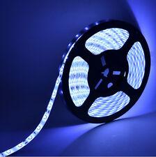 blue 5M 300Leds 5630 SMD Bright Flexible Led Strip Lights Lamp DC 12V