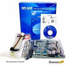 DFI G5C100-N10C G5C102-073G Intel 945GME Mini-ITX Motherboard + Core 2 Duo U7500