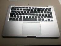 "Apple Macbook Pro 13"" A1502 2015 Top Case Keyboard Trackpad + Battery CC162"