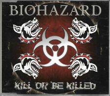 Biohazard Kill Or Be Killed Promo CD Album