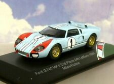Ford Gt40 MK 2nd Place 24h LeMans 1966 CMR 1/43