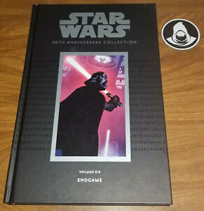 Star Wars 30th Anniversary Collection Volume 6: Endgame, Hardcover