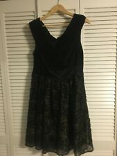 Adrianna Papell Formal Dress Womens 12