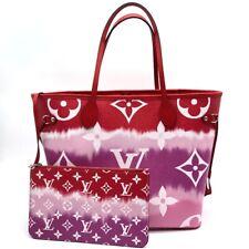 Louis Vuitton Escale Neverfull MM Women Bag - Red