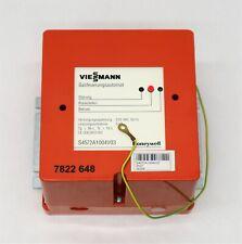 Viessmann S4572A1004V02 7822648 Gasfeuerungsautomat