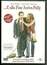 DVD ... E ALLA FINE ARRIVA POLLY. Ben Stiller
