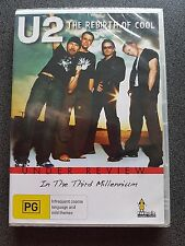 U2 THE REBIRTH OF COOL DVD SEALED AS NEW
