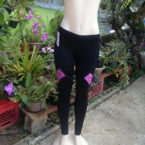 Cycling Long Pant Woman's With 🚴 Pink(sz: S)