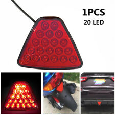 20 LED Trailer Tail Light Turn Signal Reverse Brake Light Offroad Stop Lamp Bulb