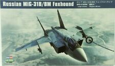 Hobbyboss 81754 1:48th Mig-31B/BM ruso escala Foxhound