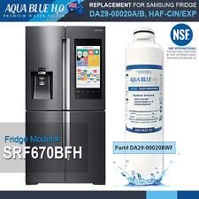 Samsung DA29-00020B Premium Compatible Ice & Water Fridge Filter SRF670BFH