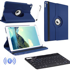 For iPad Mini Air 2 3 4 Pro 10.5 2017 Bluetooth Keyboard+360 Rotating Case Cover