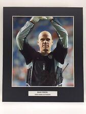 RARE Brad Friedel USA Soccer Signed Photo Display + COA AUTOGRAPH USMNT
