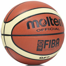 BRAND NEW! Molten GF7 Official FIBA Approved Indoor Outdoor Composite Basketball