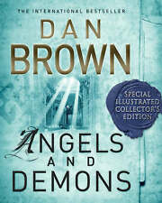 Angels and Demons: The Illustrated Edition by Dan Brown (Hardback, 2005)