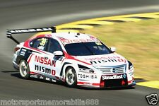 10X James Moffat 2015 6x4 photos V8 Supercars NISSAN ALTIMA FAST POSTAGE