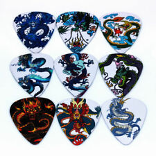 Assorted Dragon Guitar Picks Lot of 50 .46 mm US Seller Thin Electric Rock New