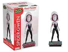 NECA Marvel Comics Spider-Gwen – Head Knocker /Bobble head Classic Masked Figure